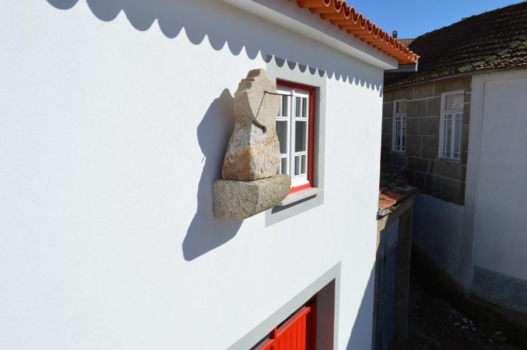 Uma varanda ou terraço em Casa de Campo das Sécias