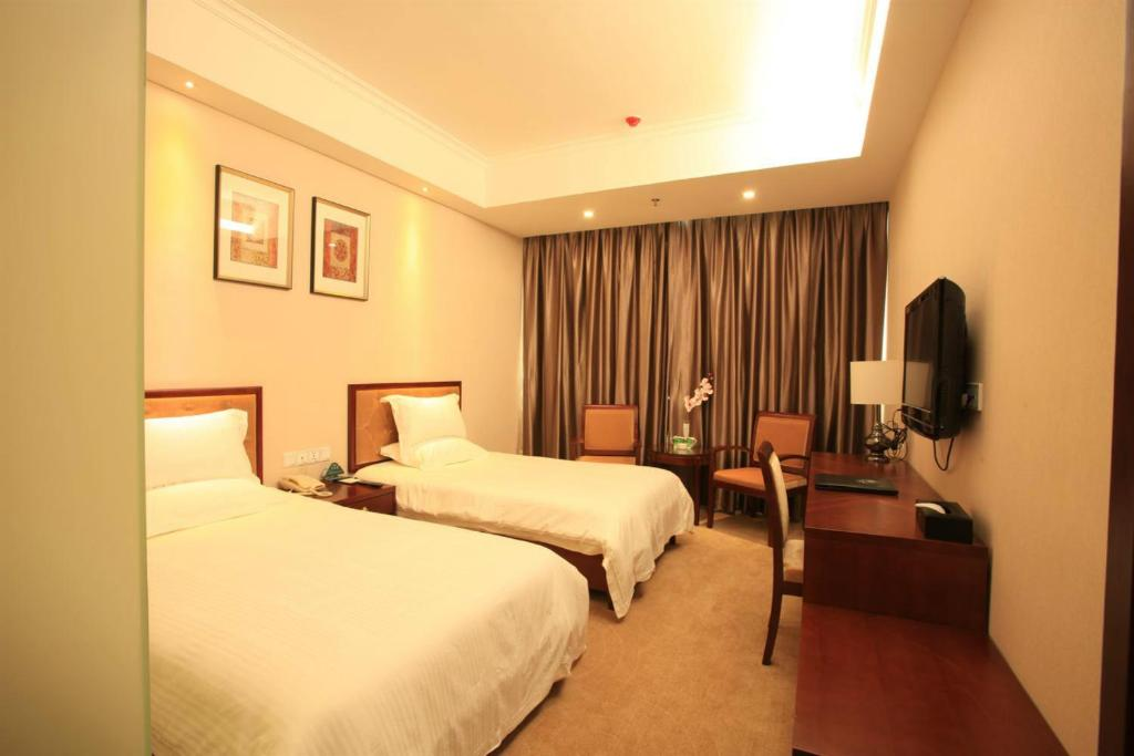 GreenTree Inn Gansu Wuwei East Beiguan Road Express Hotel