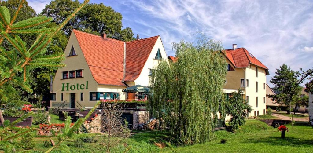 A.L. Harzhotel Funf Linden Wickerode, Germany
