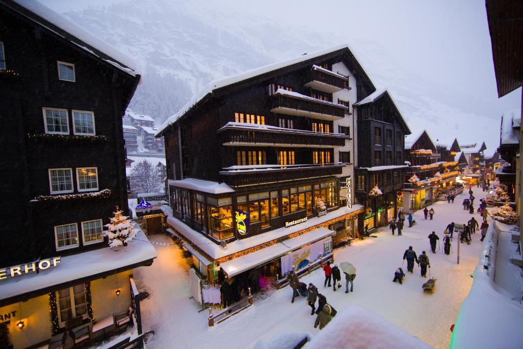 Hotel Pollux Zermatt, Switzerland
