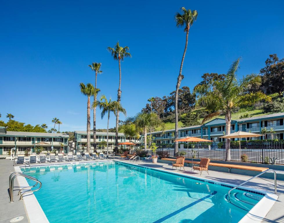 The swimming pool at or near The Atwood Hotel San Diego - SeaWorld/Zoo