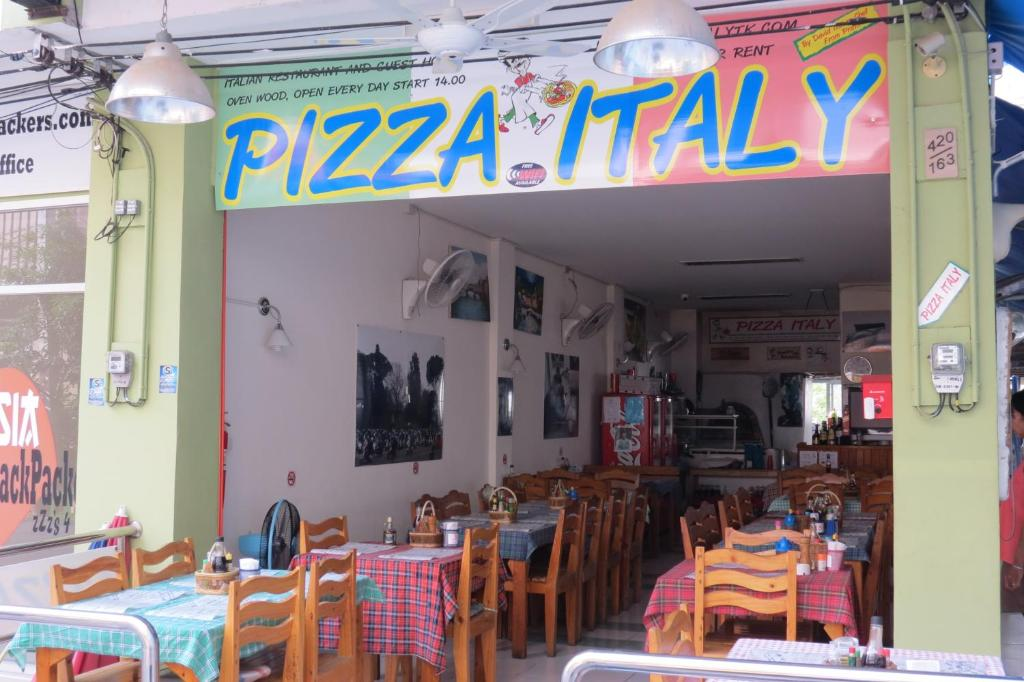 Pizza Italy Restaurant And Guesthouse Pattaya Central Updated 2020 Prices