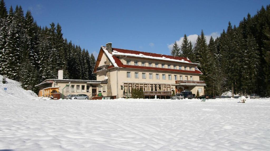 Hotel Galik im Winter