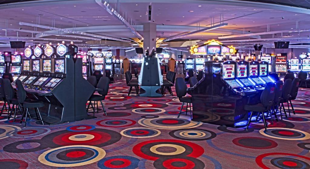 Casino Nouveau-brunswick Moncton Nb