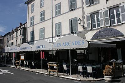 Hotel des Roches Saint-Flour, France