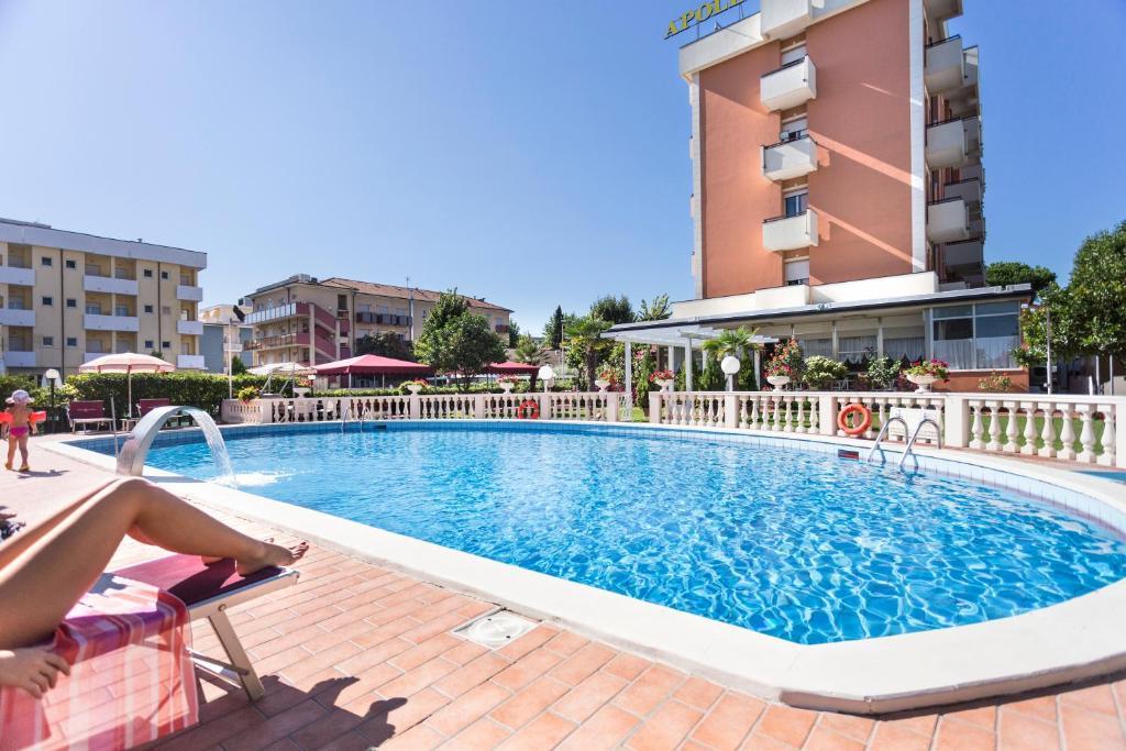 Hotel Apollo Rimini, Italy