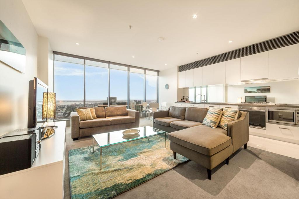 Melbourne Holiday Apartments Southbank Australia Booking Com