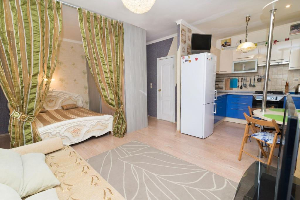 Гостиная зона в Домашний Уют на Попова, рядом Екатеринбург-Арена,Алатырь
