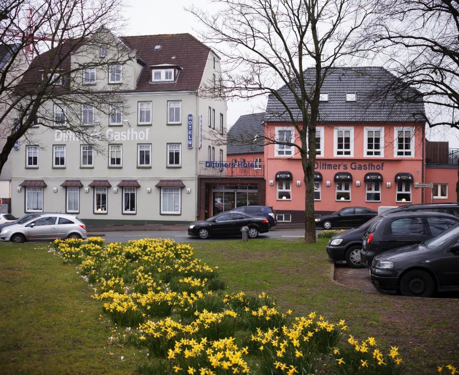 Dittmers Hotel Flensburg, Germany