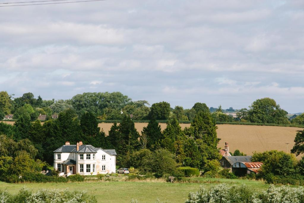 Bridstow Guest House in Ross on Wye, Herefordshire, England