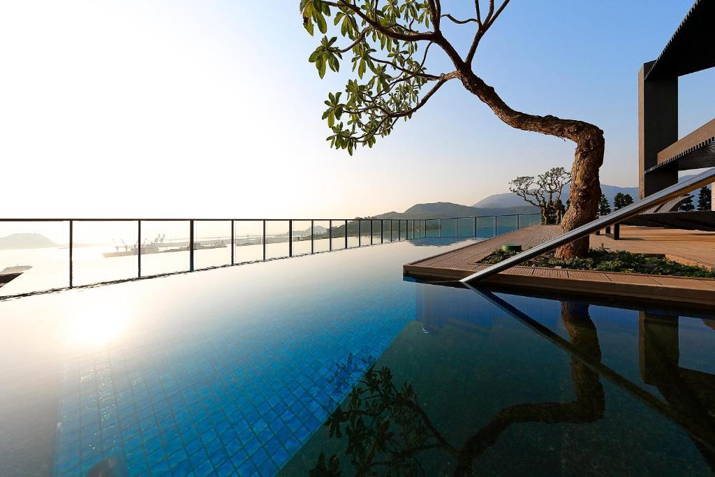 煙波大飯店--蘇澳四季雙泉館游泳池或附近泳池