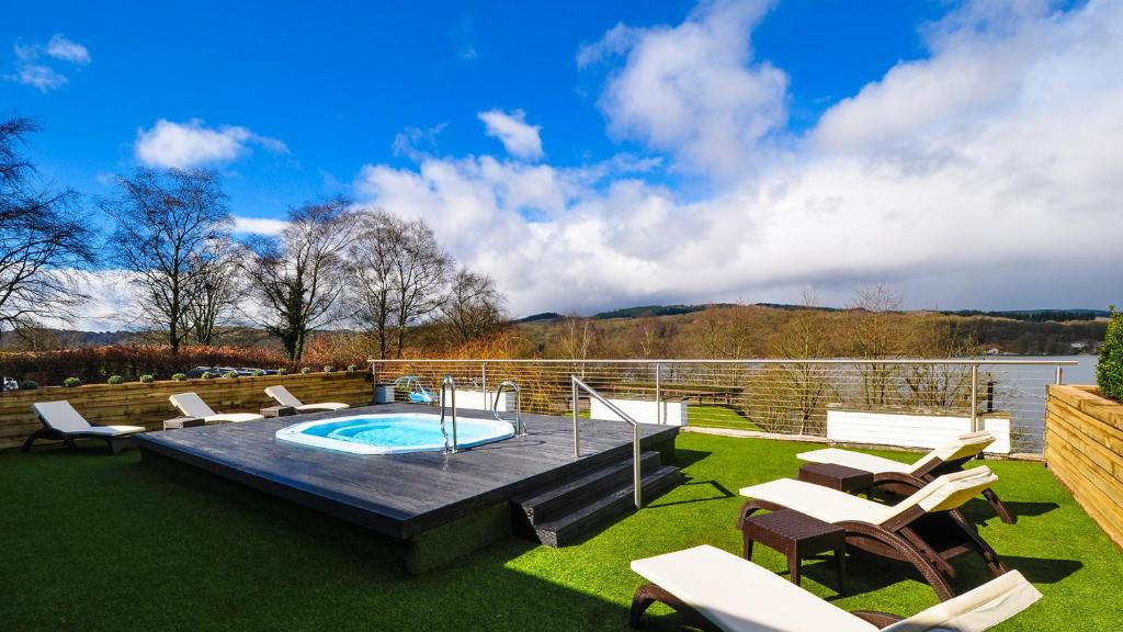 The swimming pool at or close to Beech Hill Hotel & Spa