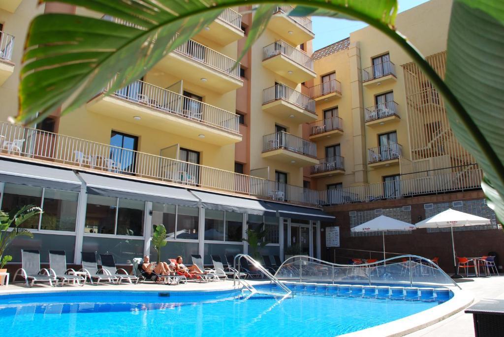 Hotel Stella Maris Blanes, Spain