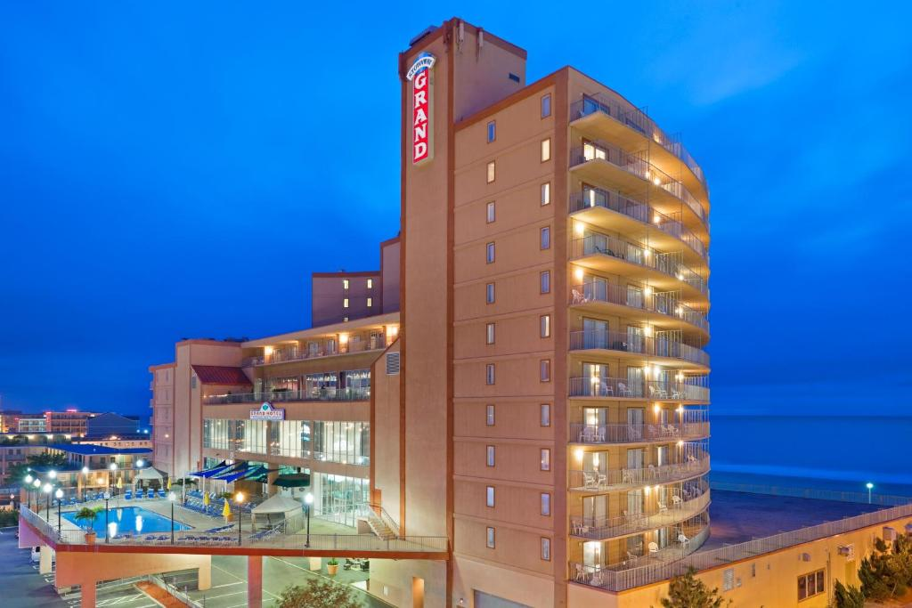 Grand Hotel Ocean City Ocean City Aktualisierte Preise Fur 2021