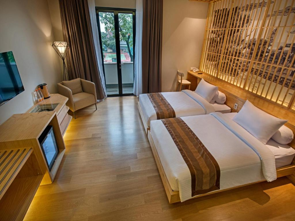 Rekomendasi Hotel Bandung Instagrammable