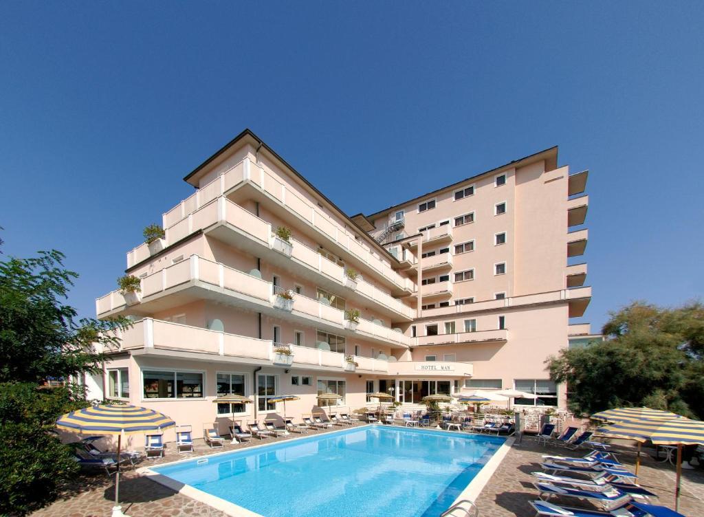 Hotel Man Lido di Savio, Italy