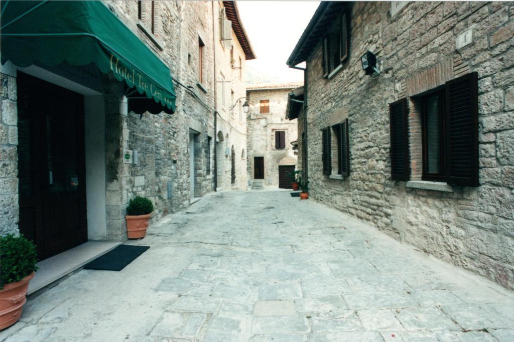 Hotel Tre Ceri Gubbio, Italy