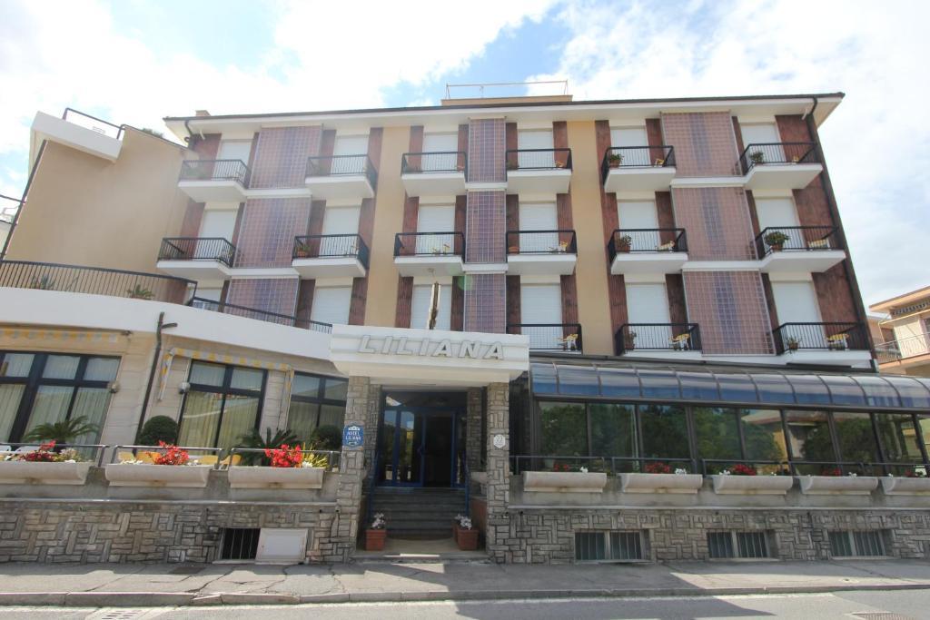 Hotel Liliana Andora Marina dAndora, Italy