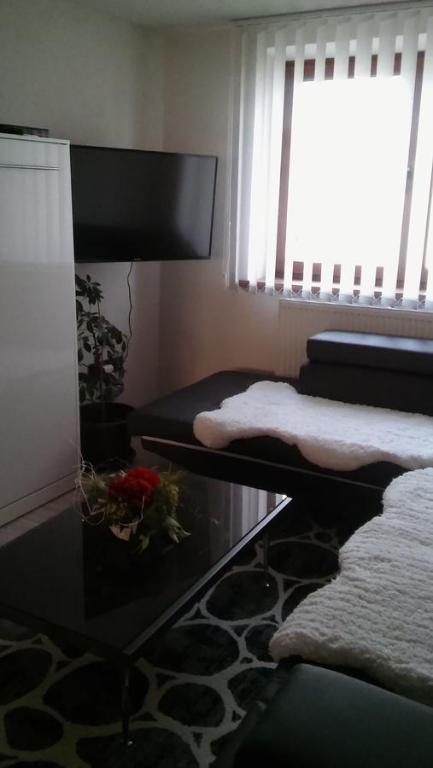 Posteľ alebo postele v izbe v ubytovaní Apartment Alta
