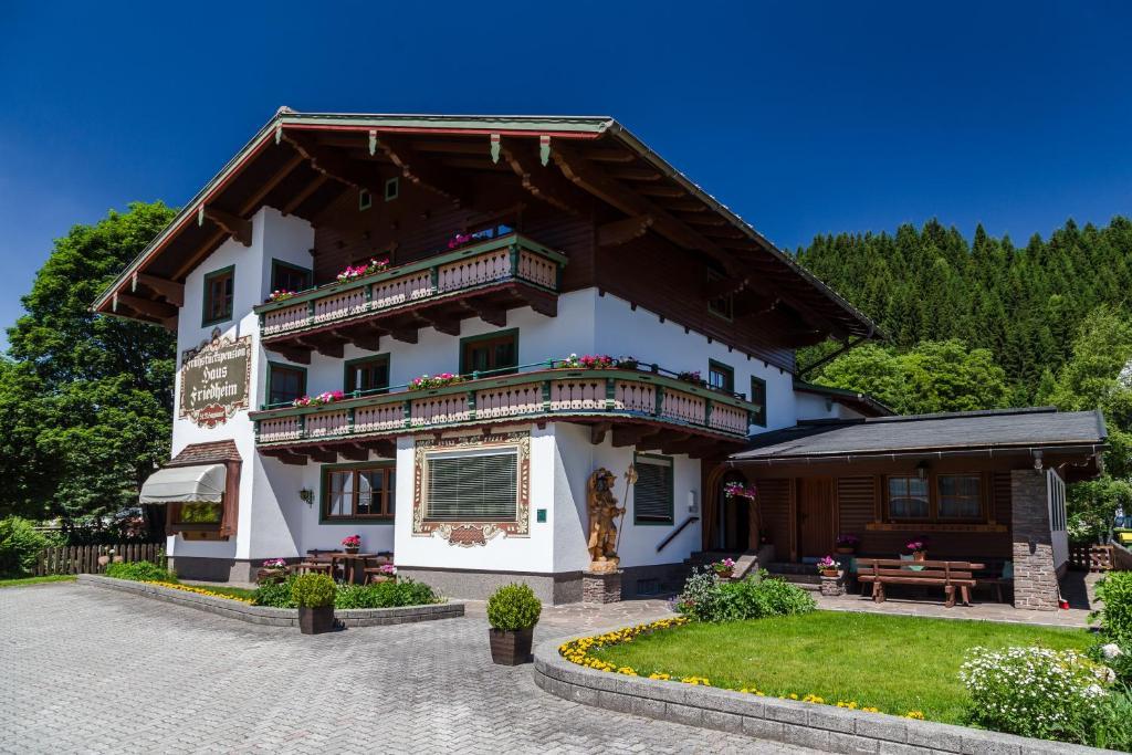 Fruhstuckspension Friedheim Filzmoos, Austria