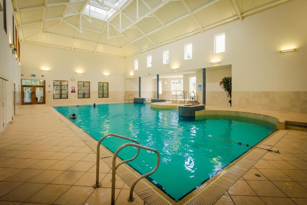 The swimming pool at or near Roganstown Hotel & Country Club