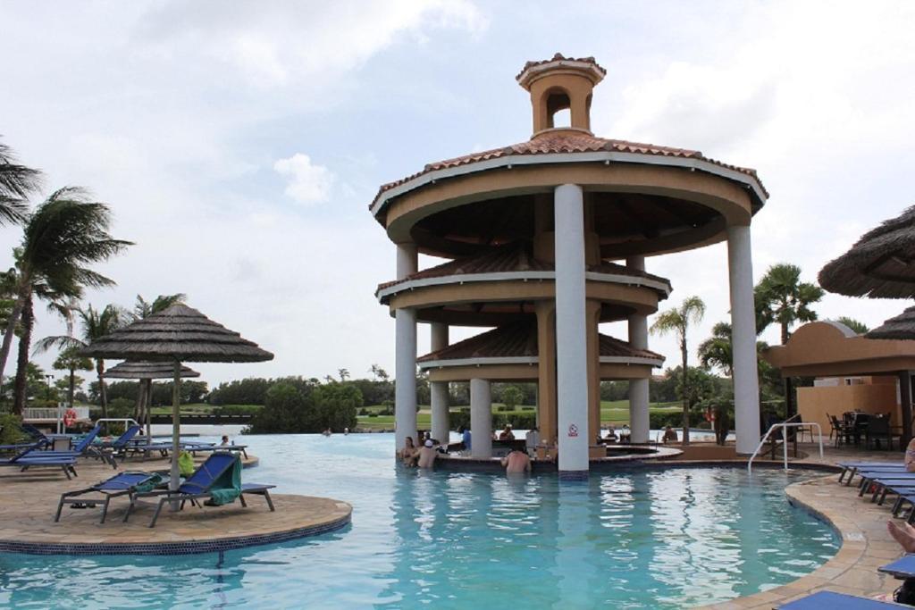 The swimming pool at or near Divi Studio