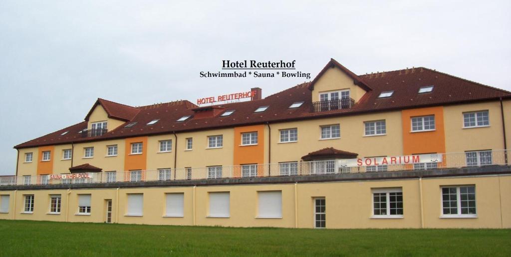 Hotel Reuterhof Reuterstadt Stavenhagen, Germany