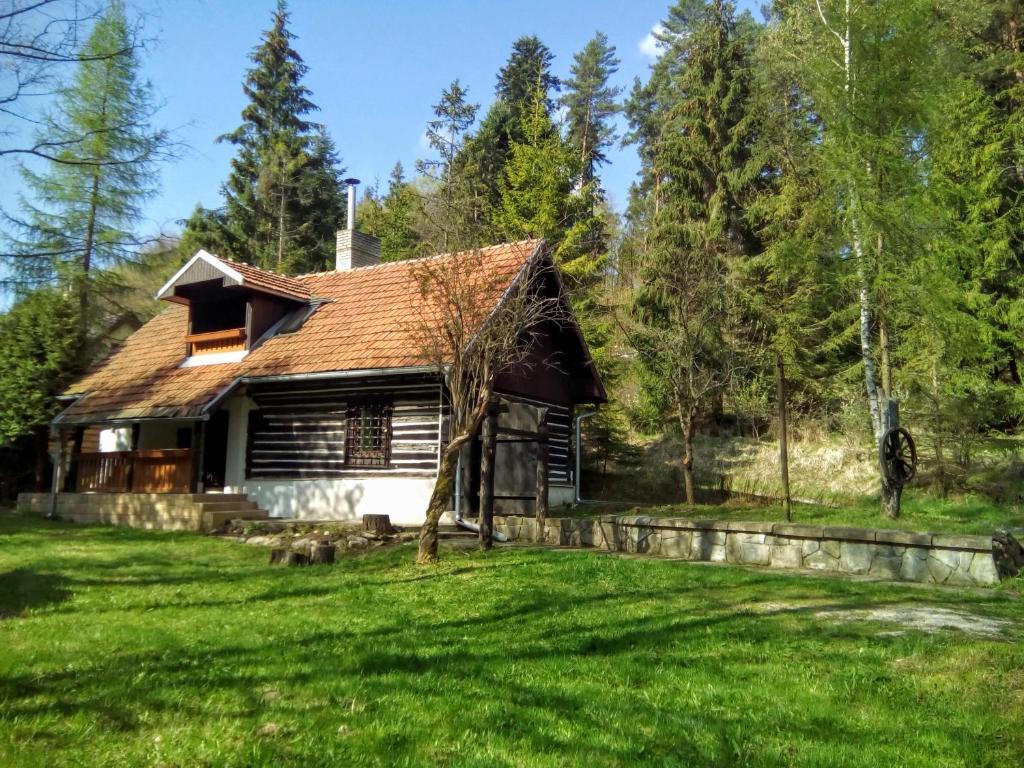 Budova, v ktorej sa chata v prírode nachádza