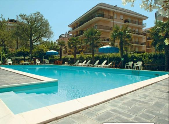 Hotel Tritone Porto San Giorgio, Italy