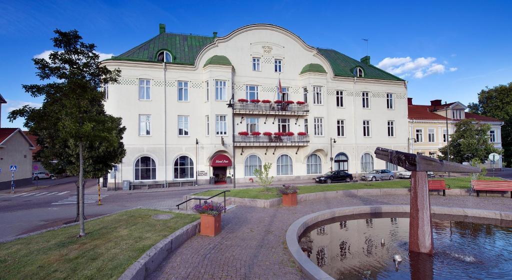 Clarion Collection Hotel Post Oskarshamn, Sweden
