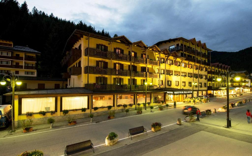 Savoia Palace Hotel Madonna di Campiglio, Italy