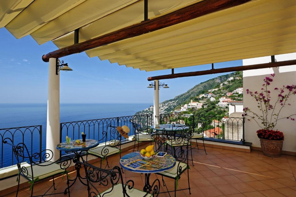 Balcone o terrazza di La Casa Del Melograno