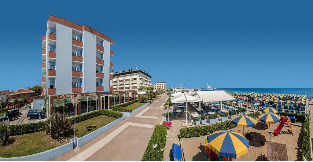 Hotel Marina Fano, Italy