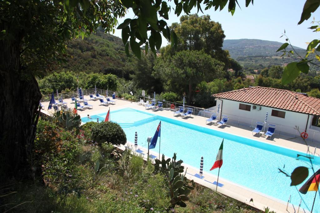 Hotel Villa Giulia Porto Azzurro, Italy