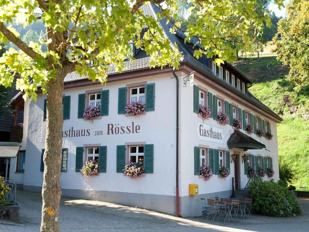 Gasthaus zum Rossle Bollschweil, Germany