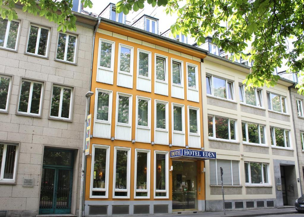Hotel Eden - Am Hofgarten Bonn, Germany