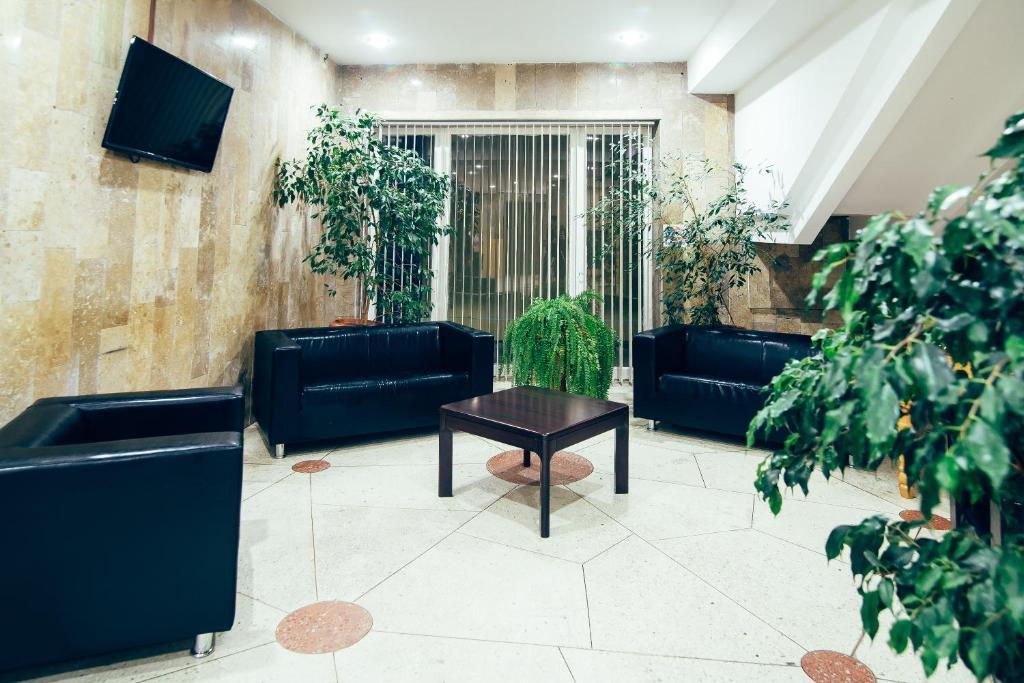 Гостиная зона в Санаторий Актер