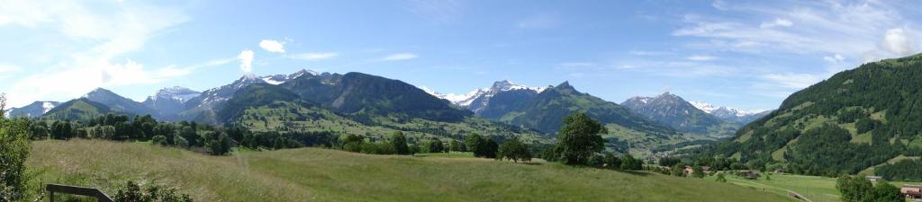 Hotel Chalet Bergblick Aeschi, Switzerland