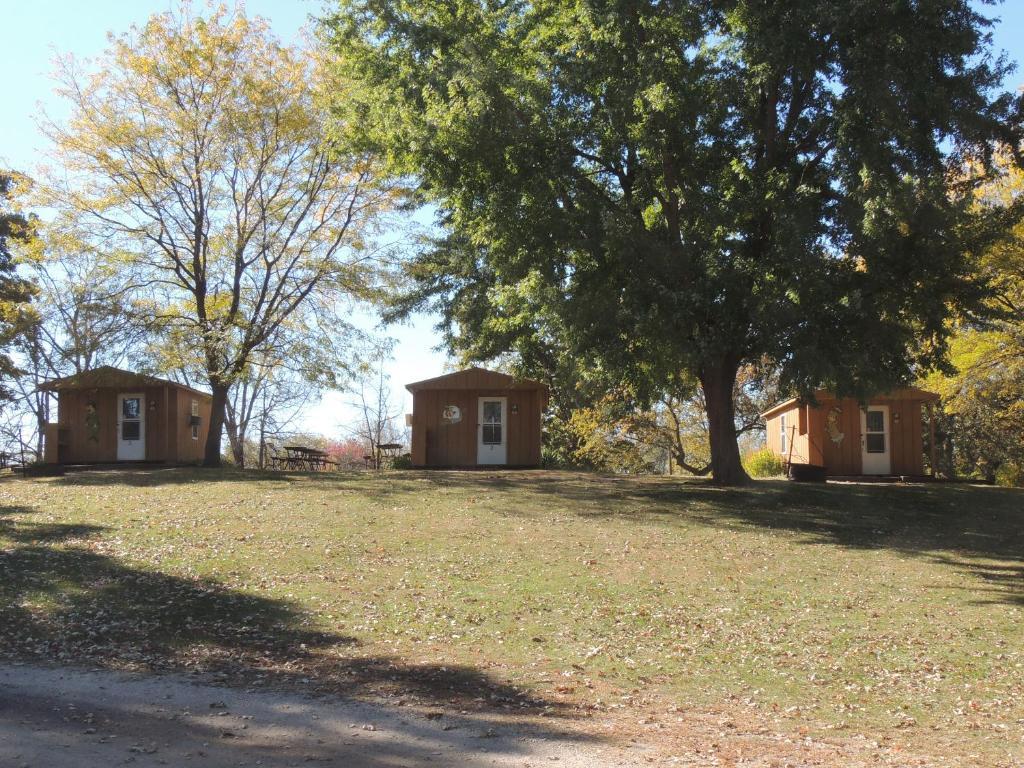 O'Connell's Yogi Bear Studio Cabin 1