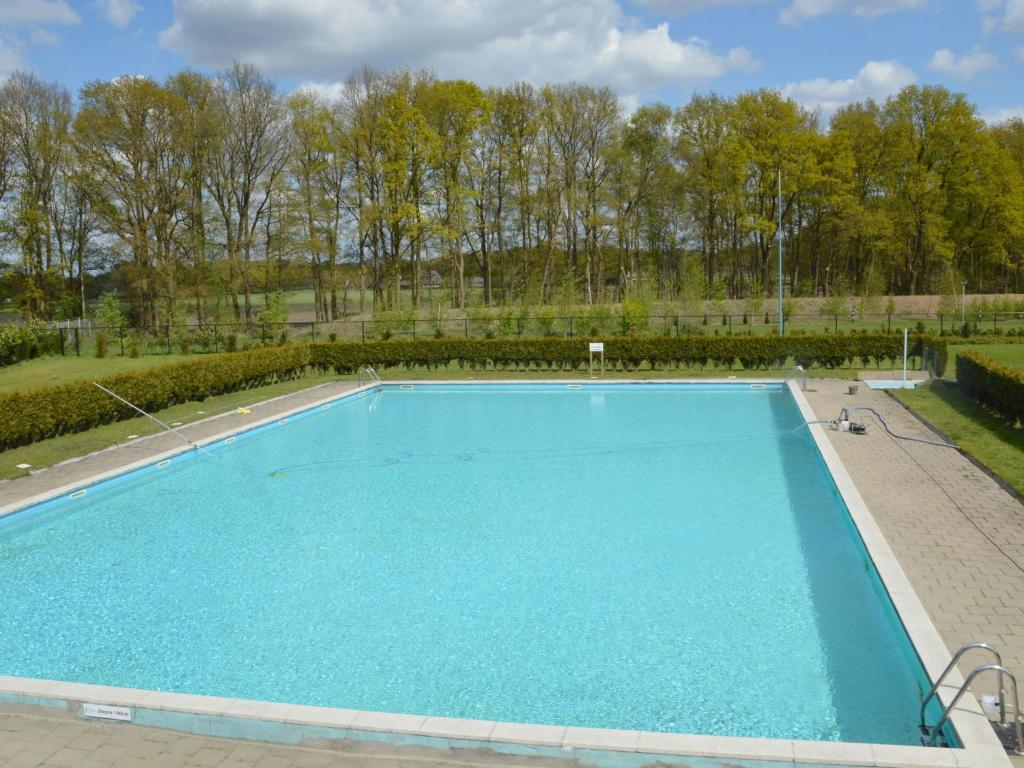 The swimming pool at or close to Comfortable Chalet in Vessem with a Swimming Pool