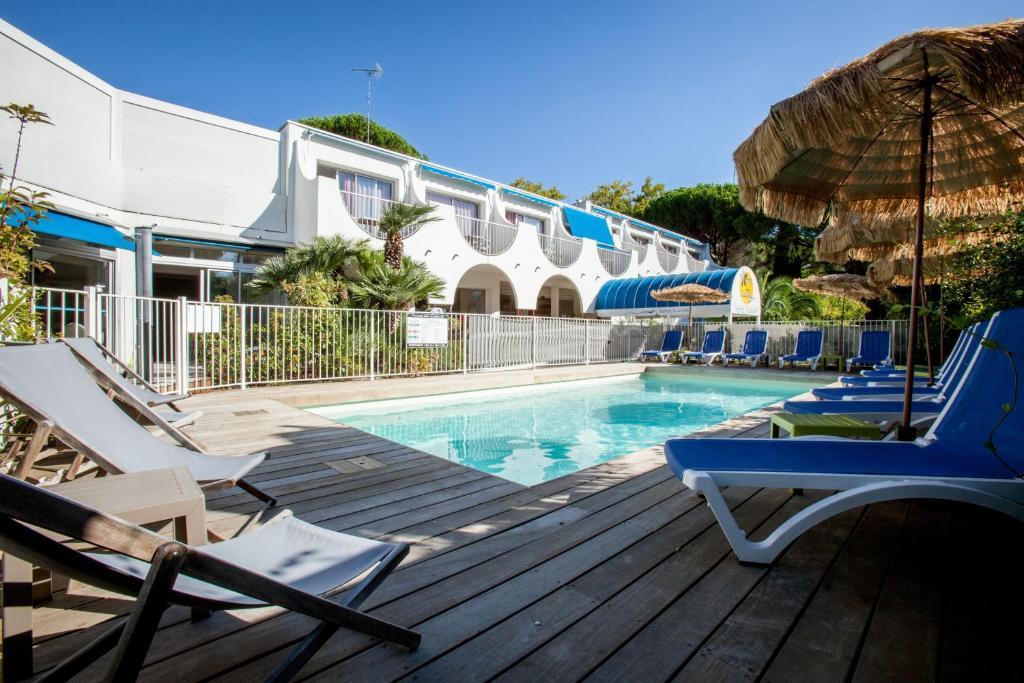 Hotel Europe La Grande-Motte, France