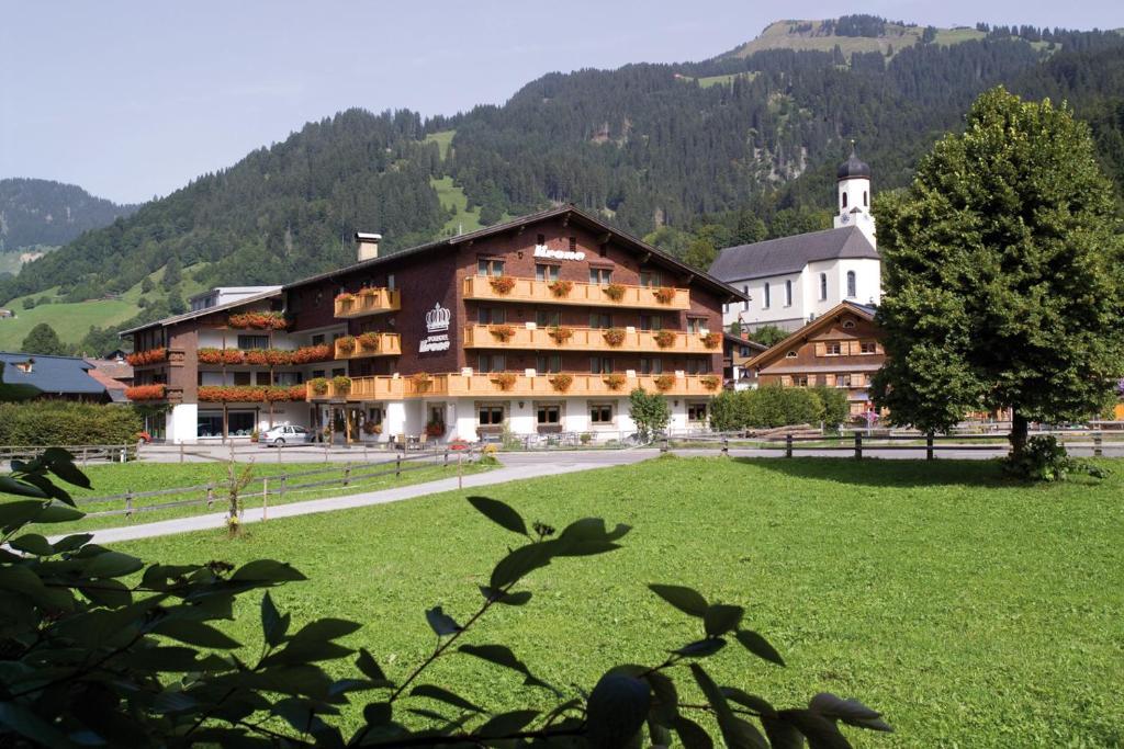 Sporthotel Krone Schoppernau, Austria