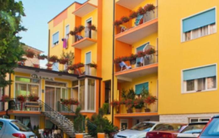 Hotel Villa Bruna Caorle, Italy
