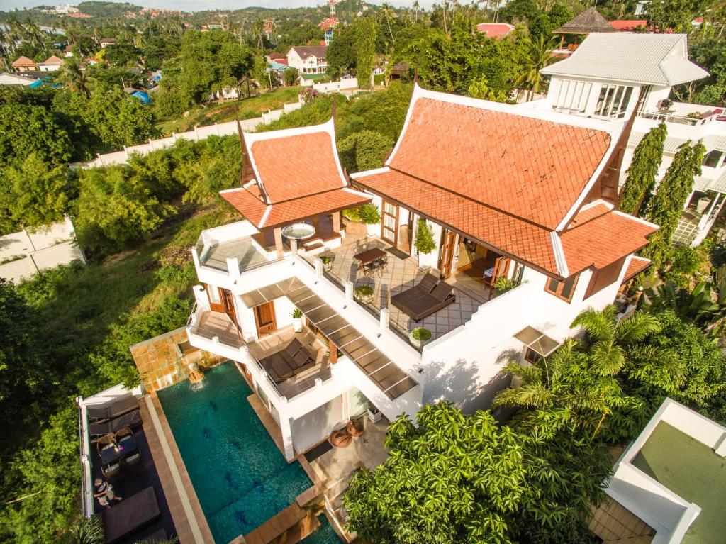 Самуи вилла с бассейном будва черногория недвижимость