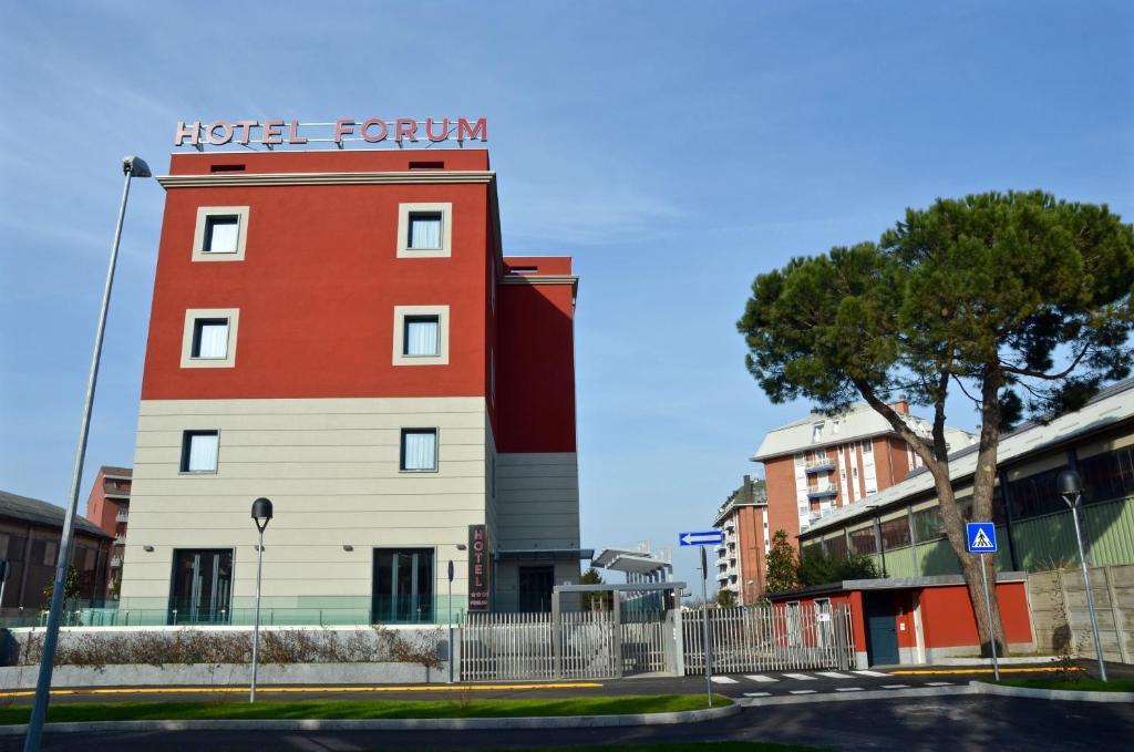 Hotel Forum Baranzate, Italy