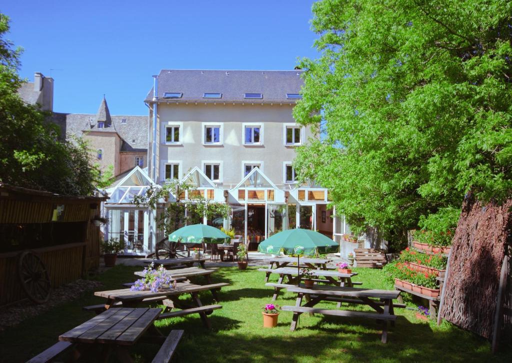 Hotel L'Aubrac Laguiole, France