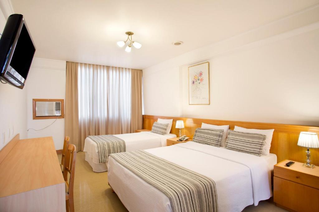 A room at Residencial Sausalito