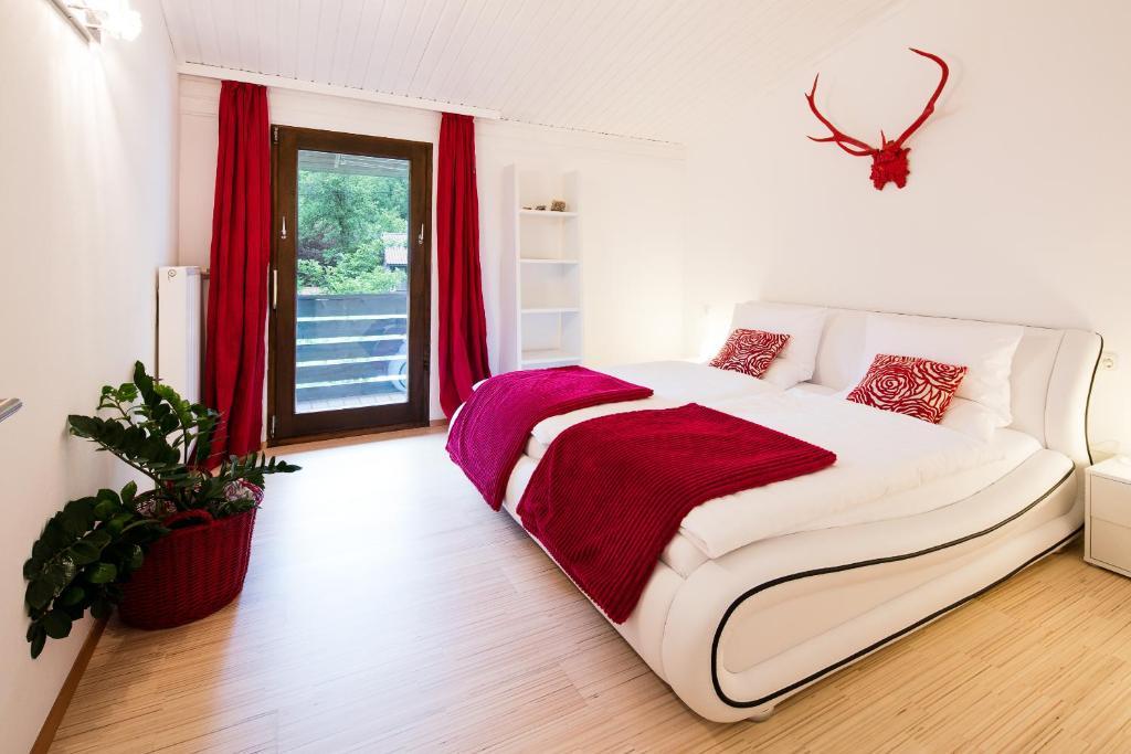 A room at W & S Executive Apartments - Hallstatt I