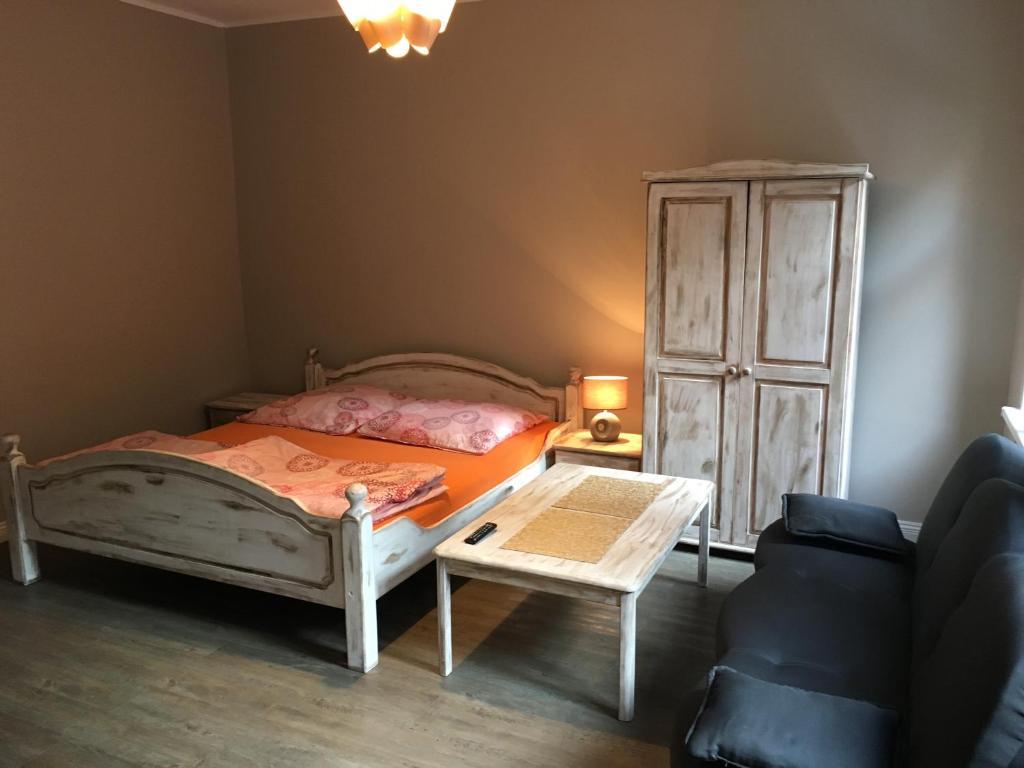 A room at Kawalerka Fredry 3/12