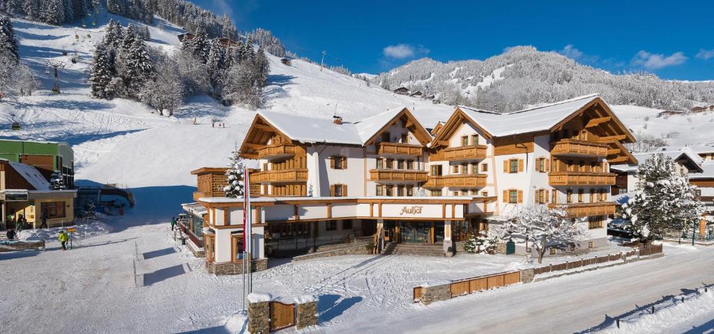Hotel Auhof Grossarl, Austria